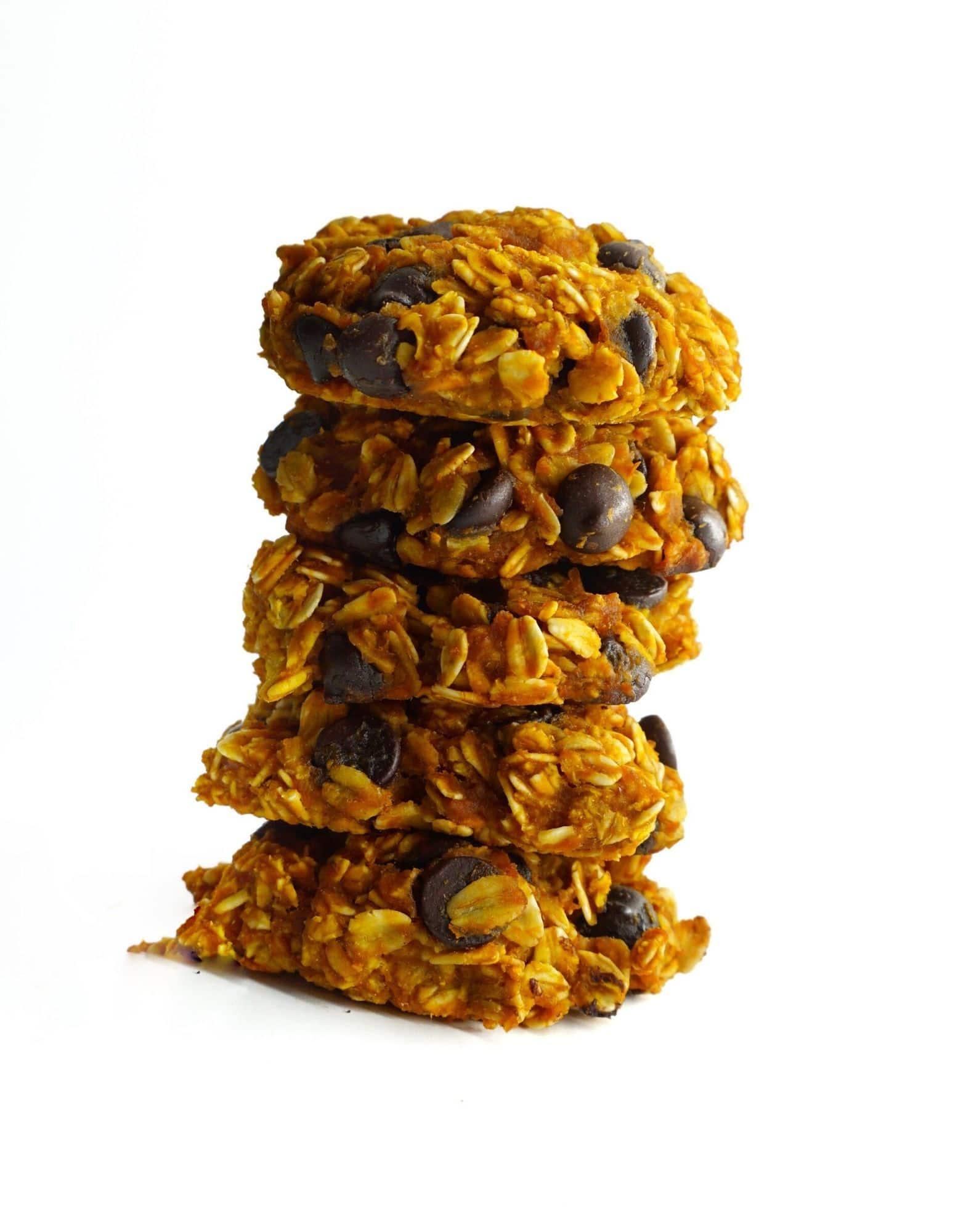 Pumpkin Bfast Cookies