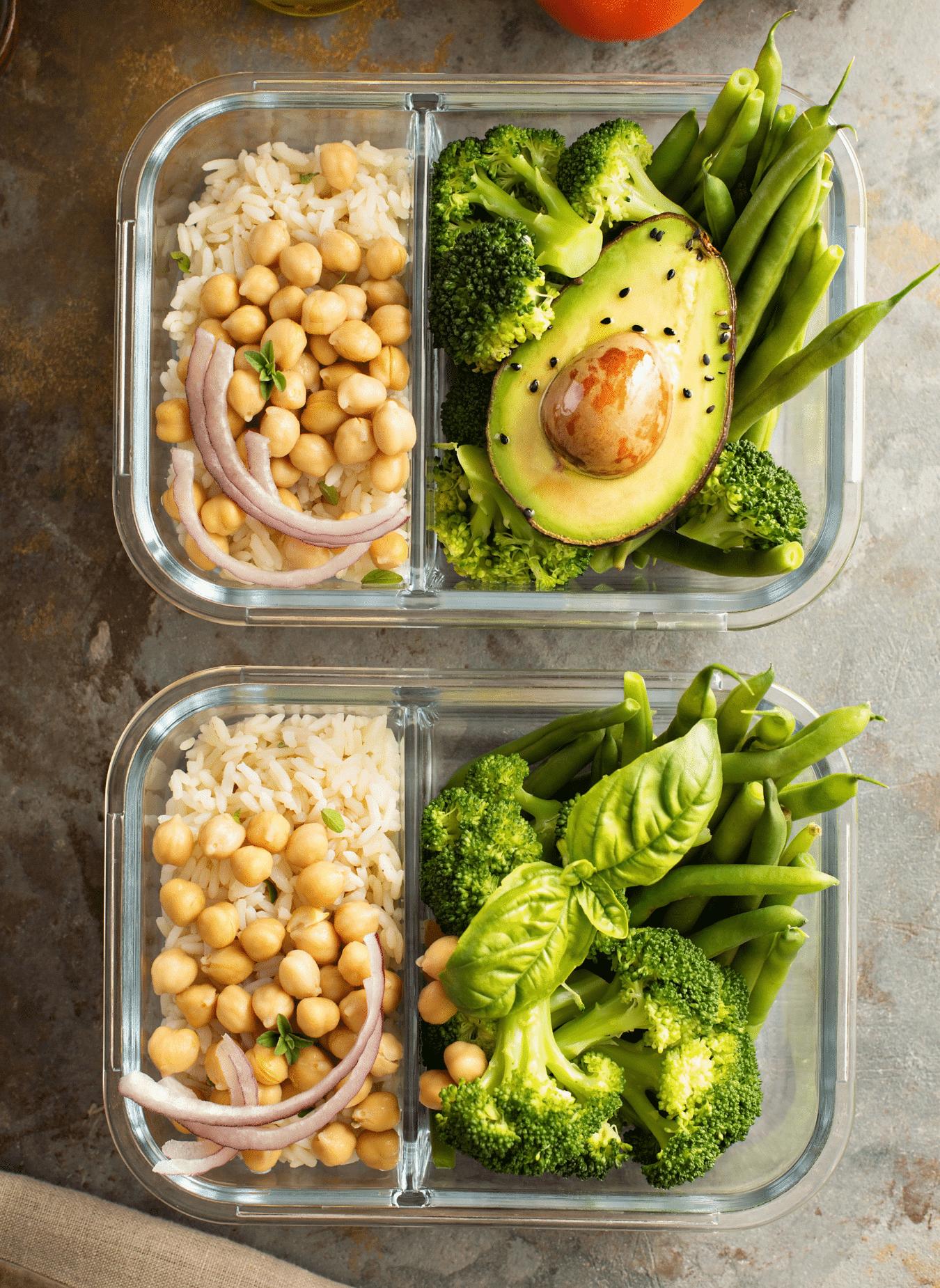 Vegan Meal Prep on a Budget