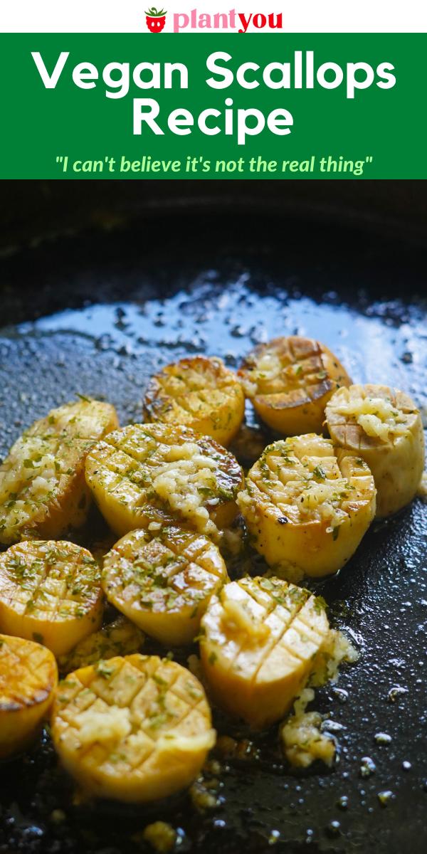 Vegan Scallops Recipe