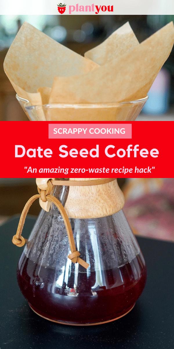 Date Seed Coffee