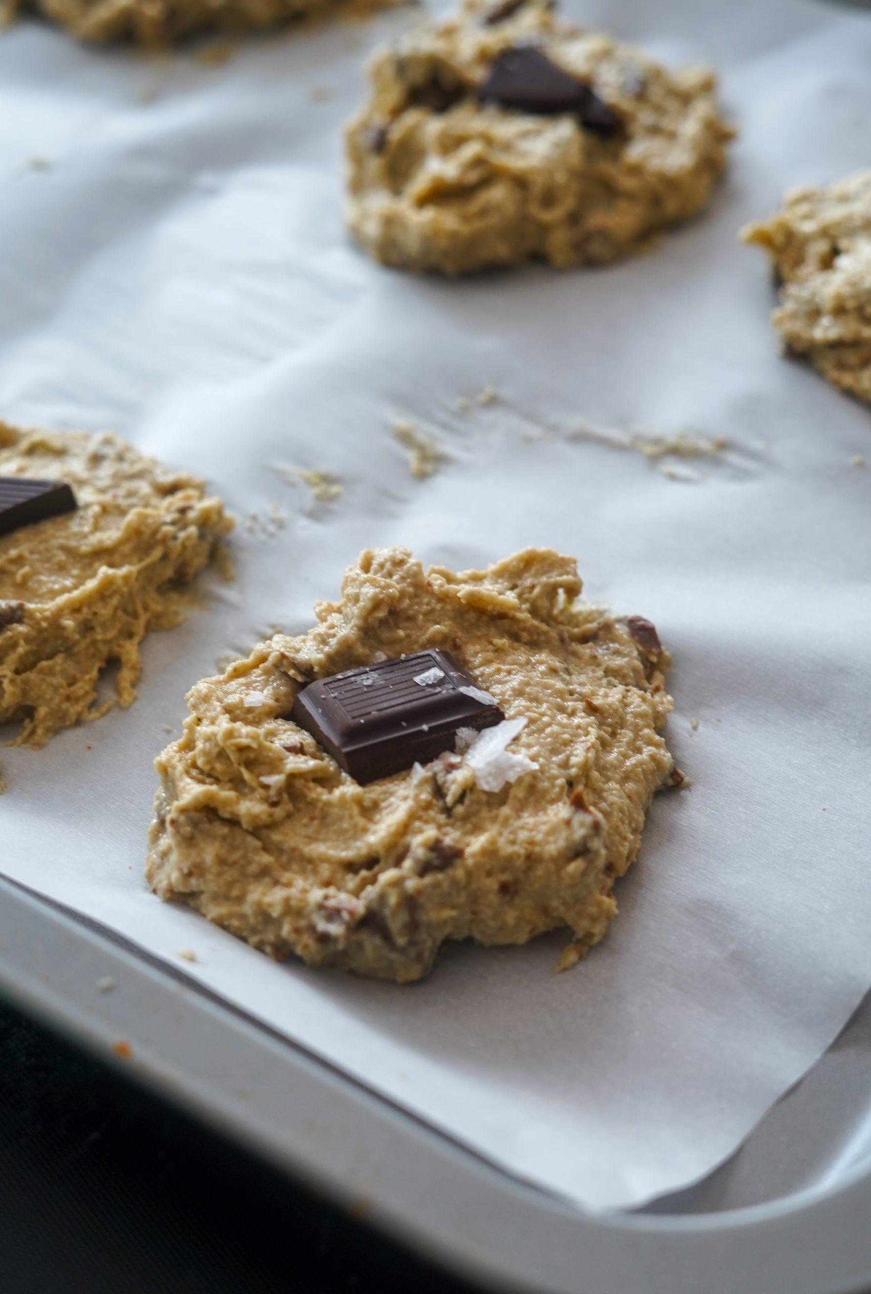 Vegan Oat Pulp Cookies